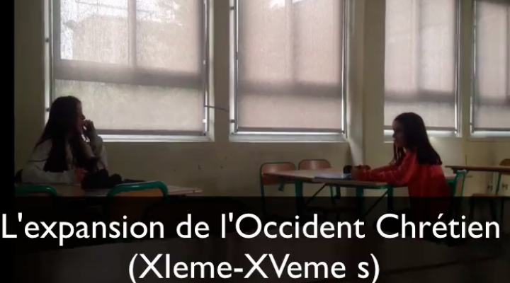 L'expansion de l'Occident chrétien (XIeme-XVeme s)